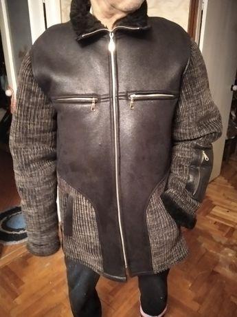 Зимняя куртка мужская 54р.