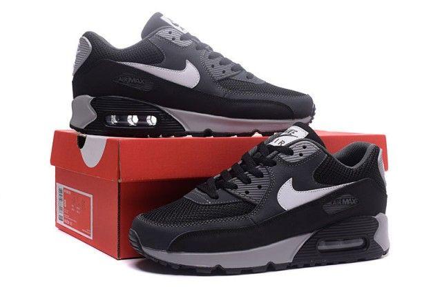 """Nike Air Max 90 Essential """"Anthracite"""" roz 44-28cm"""