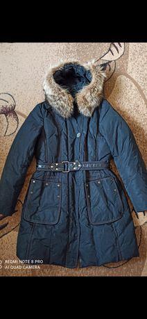 Куртка пальто полупальто зимнее
