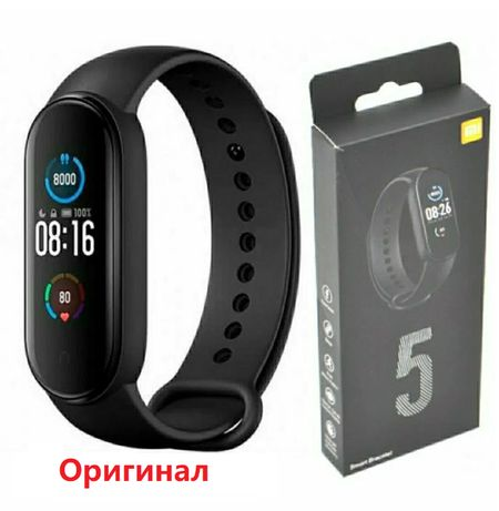 РАСПРОДАЖА! Фитнес-браслет M5 смарт часы (Xiaomi Mi Band 4 5 аналог)