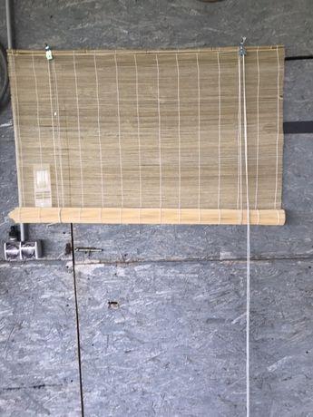 Бамбукові жалюзі