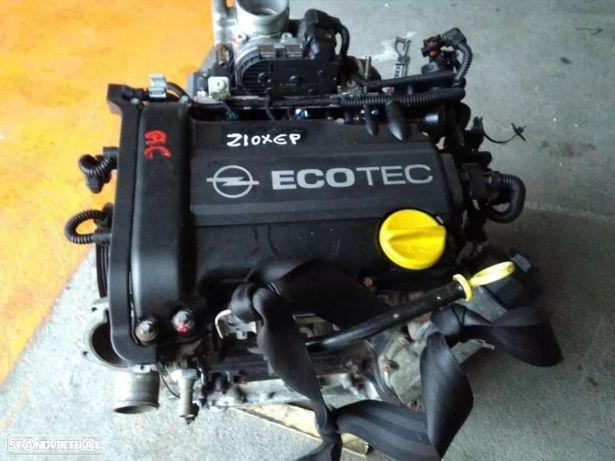 Motor Opel Corsa Agila / Meriva  1.0i Ref Z10XEP