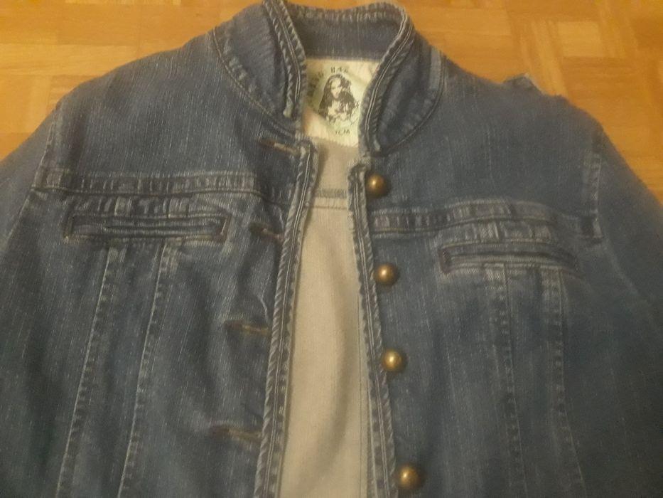 Куртка джинсовая женская Донецк - изображение 1