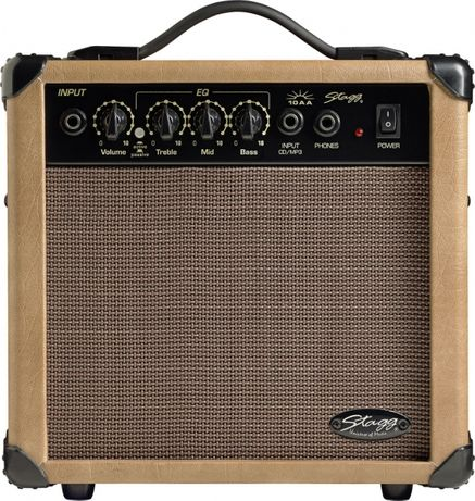 Combo Guitarra Acústica 10 AA EU