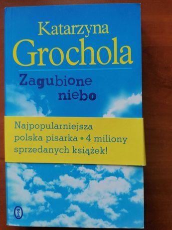 Grochola Zagubione Niebo książka dla kobiet literatura kobieca