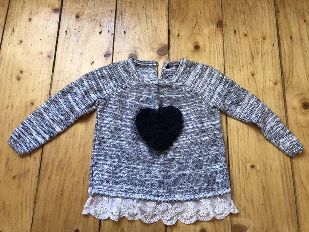 Стильний свитер кофта hm zara george 2-3
