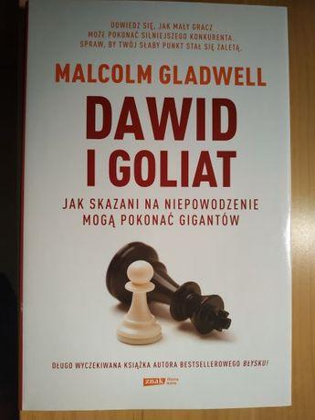 Dawid i Goliat Malcolm Gladwell opr tw.