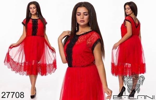 Сукня двійка для дівчини