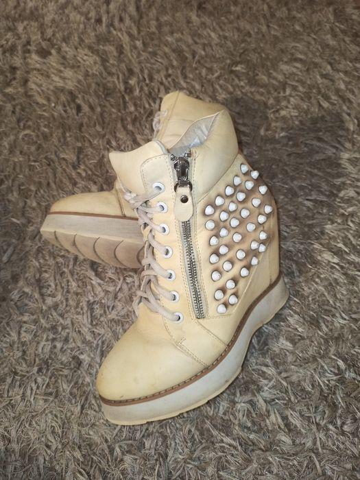 Сникерсы ботинки Чернигов - изображение 1