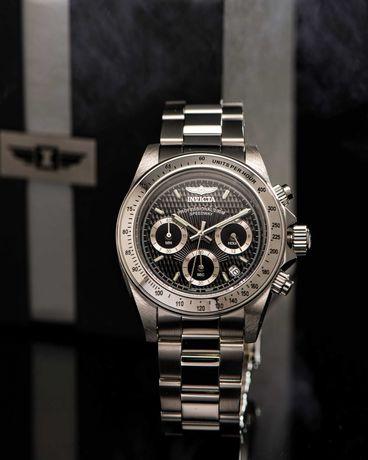 Мужские наручные часы хронограф Invicta 9223
