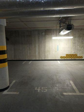 Miejsce parkingowe Harmonia Oliwska