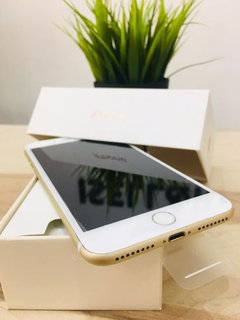 SEMI NOVO iPhone 7 PLUS 32/128 GB GOLD c/ garantia