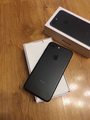 Iphone 7+ Plus 128Gb Matte Black Neverlock Айфон 7 плюс
