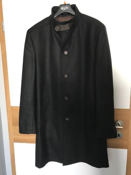 Męski płaszcz LAVARD czarny
