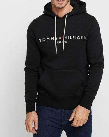 Tommy Hilfiger Bluza męska z kapturem