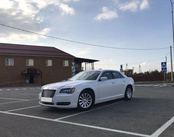 Chrysler 300C, 2014