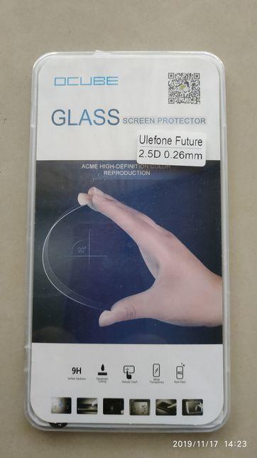 Ulefone Future szkło hartowane.