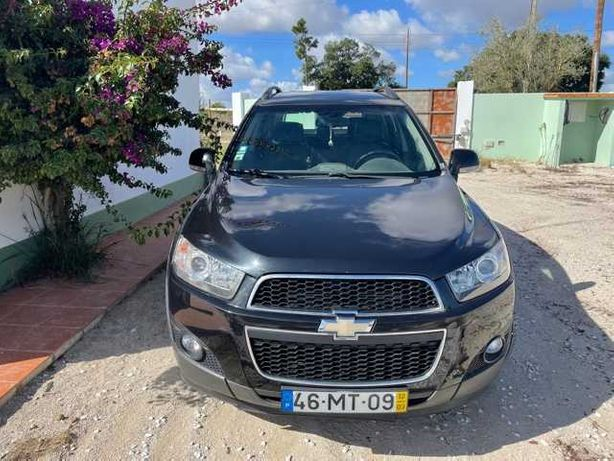 Chevrolet Captiva 7seven 164cv ano 2012