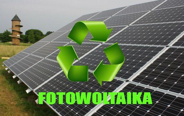 Fotowoltaika Instalacje Solary PV  z montażem 4,4KW