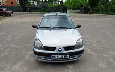 Renault Clio 1.4 газ/бензин