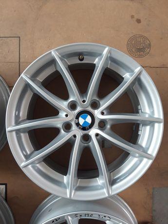 230Felgi Aluminiowe ORYGINAŁ BMW R17 5x120 BARDZO ŁADNE