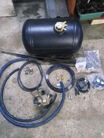 Гбо. Газобаллонное оборудование. Ваз 2101-099.