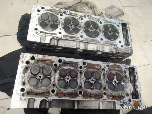 Головка 611 мотор Вито Спринтер  MB 210 Vito Sprinter