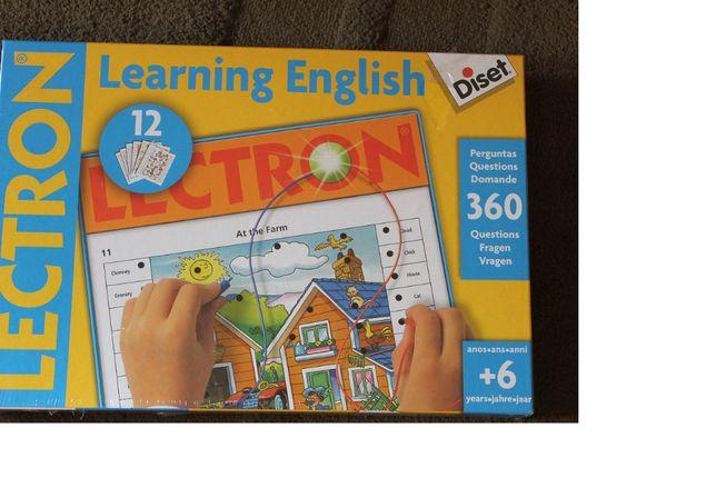 Diset Lectron Aprender Inglês
