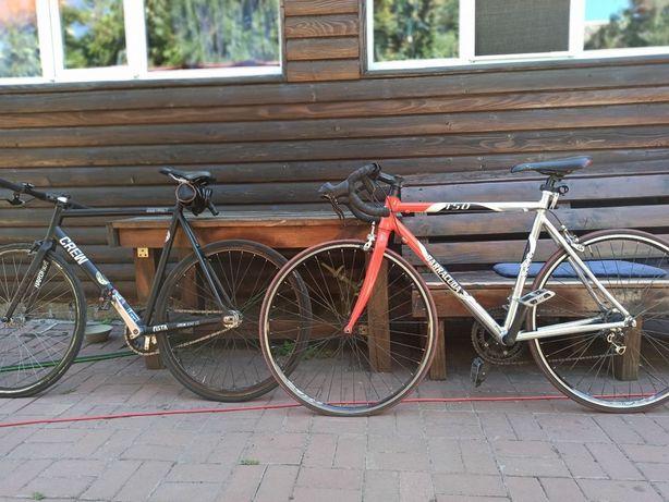 Профессионалные велосипеды, трэк и шоссе.
