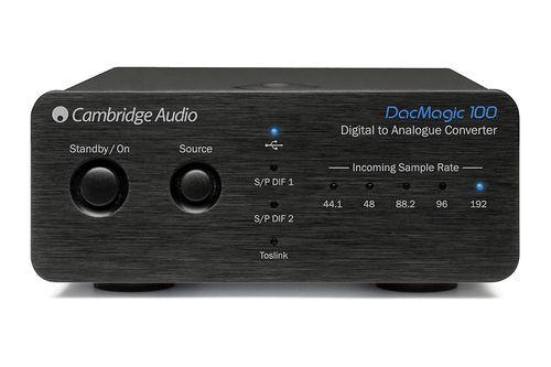 Przetwornik Cambridge Audio Dac Magic 100
