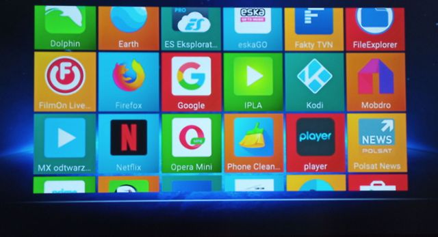 Youtube, Netflix,Kodi Smart TV BOX-TR 99 Mini+ , Android 9, 2GB / 16G