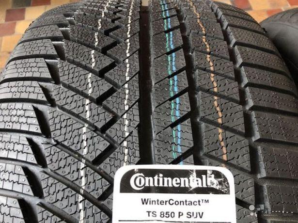 285 40 21, 285/40R21 Continental WinterContact TS 850P SUV зима новые