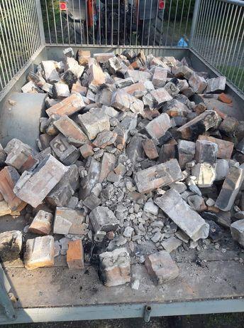 Oddam gruz z rozbiórki komina