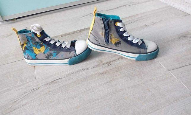 Buty chłopięce Batman