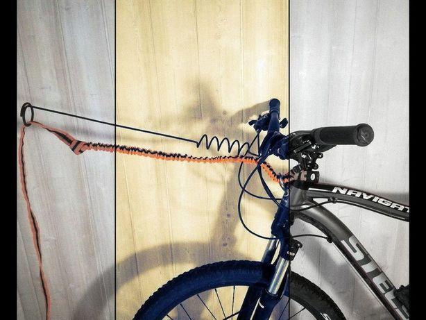 Велоудочка для Байк-джоринга и догскутеринга.