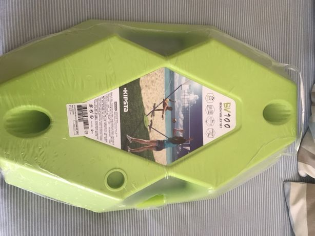 Rede de Volley - novo na embalagem