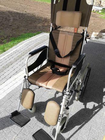 Wózek inwalidzki specjalny