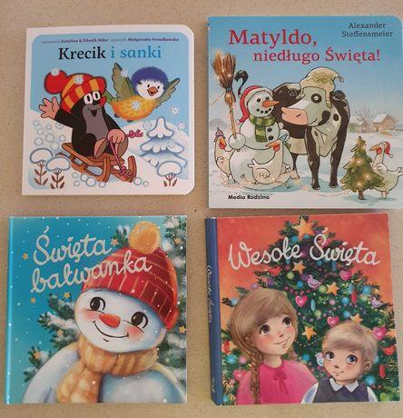 Książeczki świąteczne