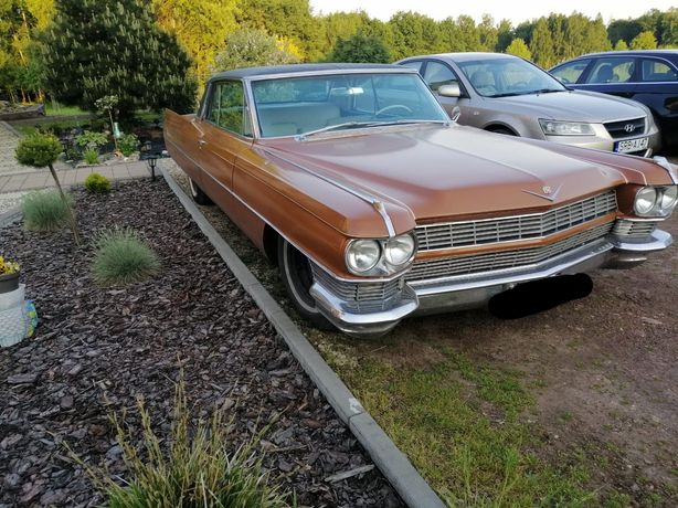 Cadillac Deville coupe 7l