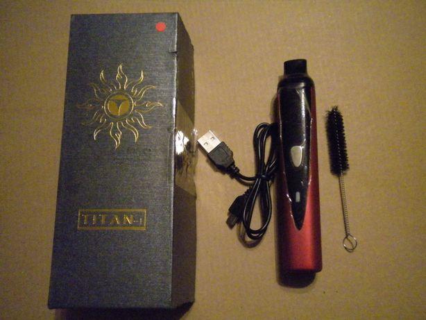 Вейп електронна электронная сигарета Titan 1 на запчасти