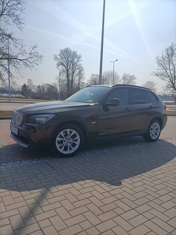 BMW X1 2.0 177KM Xdrive