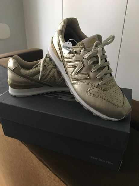 nowe buty New Balance model WL996ALT
