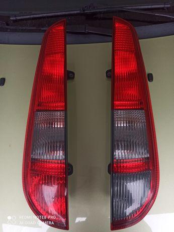 Ford Focus Kombi mk2 lampy tył Wersja Europejska Nie Anglik