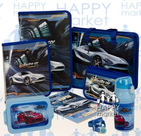 Набор школьный подарок первокласснику Kidis 7 предмета для мальчика