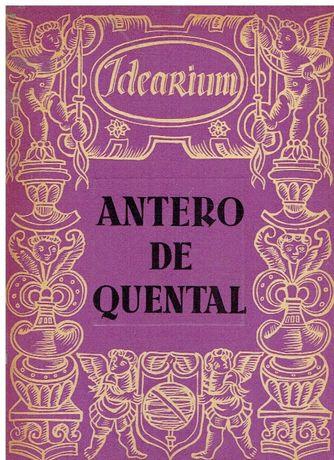 3507 Colecção Idearium - Antologia do pensamento português.