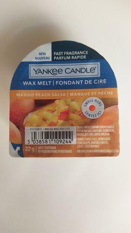 Wosk Yankee Candle Mango Peach Salsa Poznań centrum
