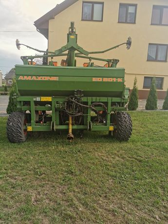 Siewnik do kukurydzy Amazone Ed 601 K 8 rzędów stan idealny