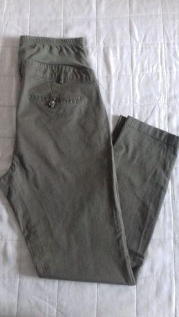 C&A MAMA spodnie ciążowe, ciąża, 40/L, stan bdb+GRATIS PORADNIKI