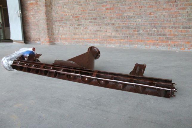Шнековый транспортер, погрузчик, с подборщиком, зернопогрузчик, шнек