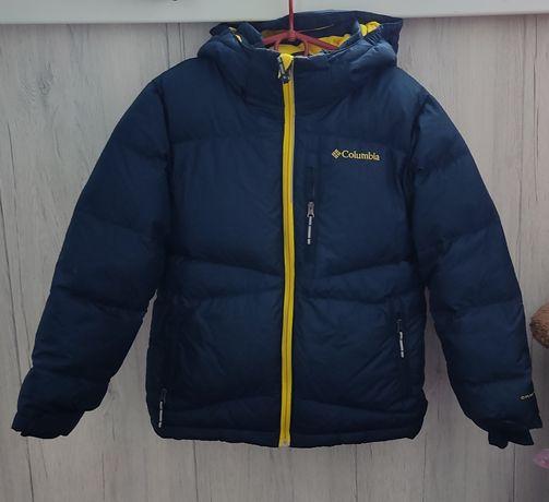 Куртка пуховик детская Columbia